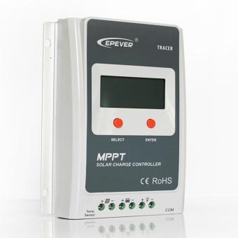 YSMART TRACER3210A 30A MPPT Solar Controller 12V 24V AUTO LCDDisplay - intl - 2