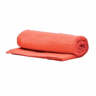 Zover 100% Cotton Bath Towels for Home/Family Travel Beach BathTowels-Coral Pink