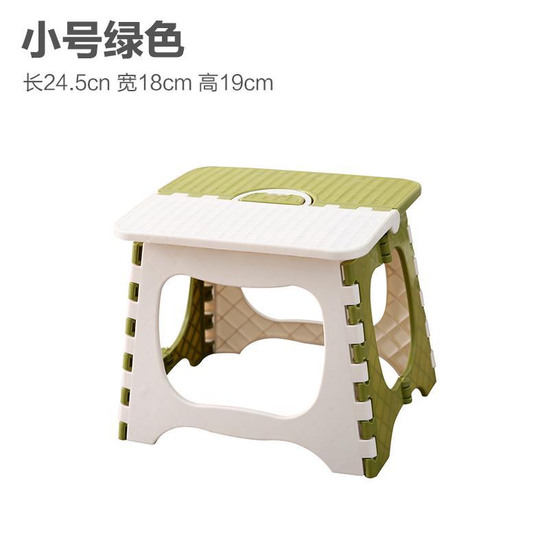เช่าเก้าอี้ โคราช แบบพกพาเพิ่มความหนาเด็กเก้าอี้พับกลางแจ้งพลาสติกมินิเก้าอี้นั่งขนาดเล็กเก้าอี้พับ TRAIN อุจจาระ Mazar