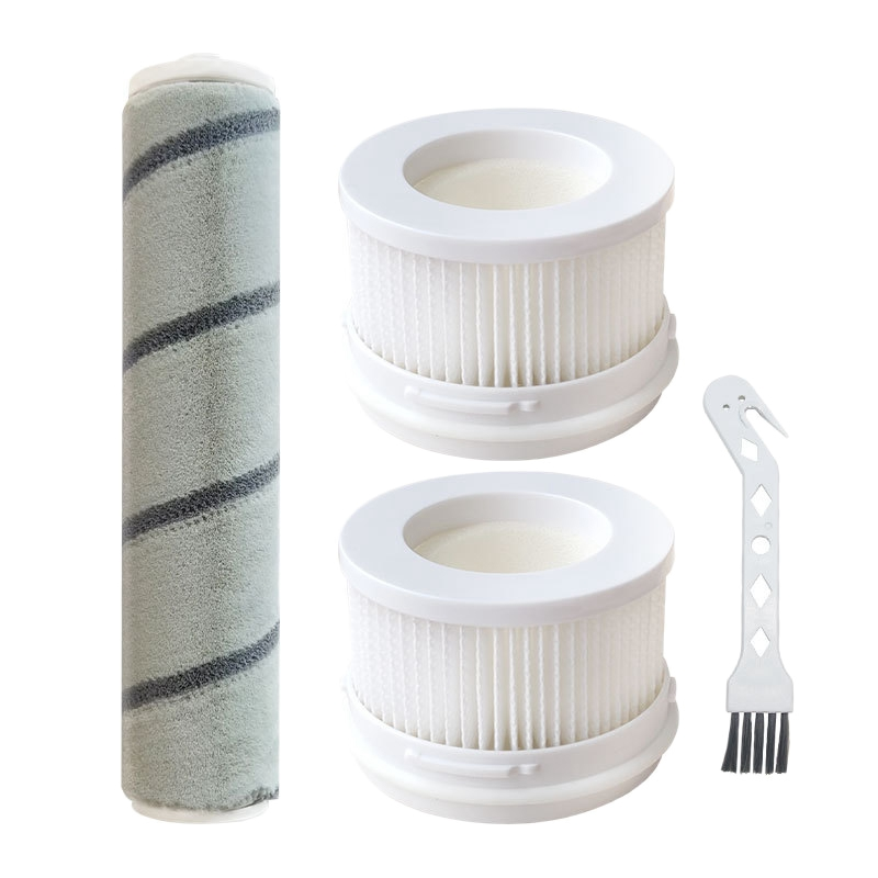 Main HEPA Filter Roller Brushes for Xiaomi Mijia 1C Handheld Wireless Vacuum Cleaner Cleaning Comb Part