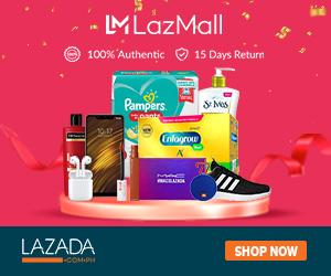 Official Stores in Lazada