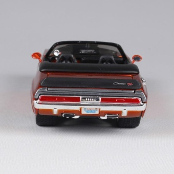 1 More than 24 Maisto 1970 Dodge Challenger Modified Alloy Automobile Simulation Model - intl - 5