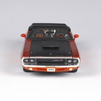 1 More than 24 Maisto 1970 Dodge Challenger Modified Alloy Automobile Simulation Model - intl - 3