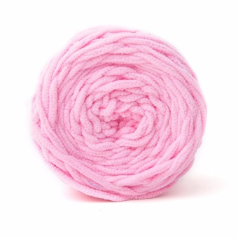 100g Soft Baby Wool Ball Knitting Fleece Cotton Yarn for Crochet Craft Kids Sweater - intl