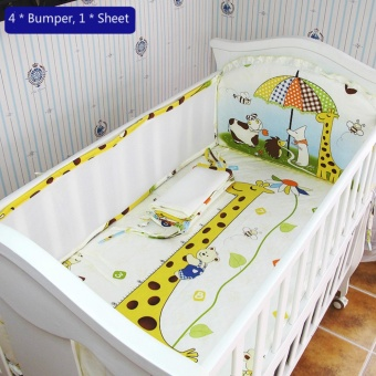 e547a14aa981 The Price Of 105 60cm Baby Cradle Bedding Set Newborn Baby Bed Set ...