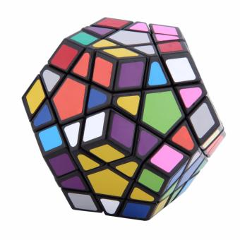 12-Face Rubiks Magic Speed Cube Puzzle - 5