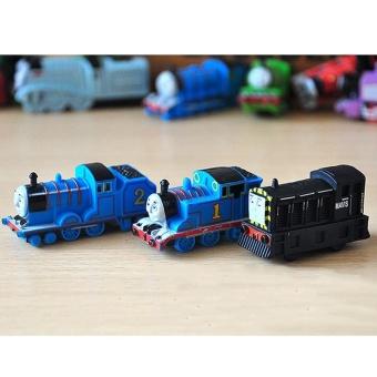 12PCS Cute Mini PVC Thomas Train Friends Percy Engine Tank Children Toy - intl - 3