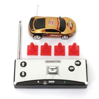 1:58 Coke Can Radio Remote Control Racing Car Kids Toy - 2