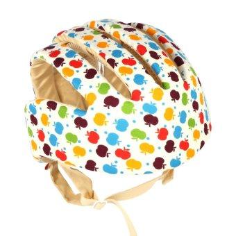 16.00*16.00 Infant Toddler Safety Helmet Baby Head Protection Hatfor Walking (Multi-color) - intl - 3