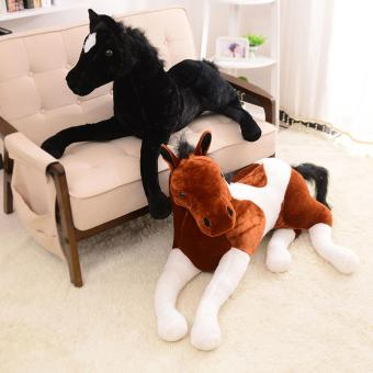 17 inch Simulation Horse Pony Stuffed Toy Plush Toys for ChildrenKids