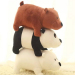 1pc 25cm We Bare bears Cartoon Bear, stuffed plush toy doll,grizzly gray white bear panda, doll birthday gift, kids toy - intl Price Philippines