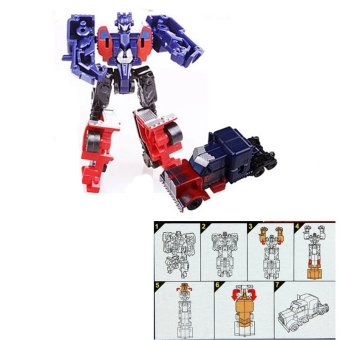 1pc Transformation Kids Classic Robot Cars Toys For Children Kids Gift(New)