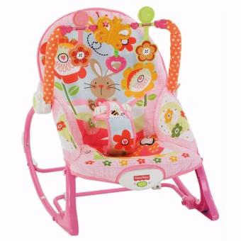 2 in 1 Original Fisher Price Rocker infant to toddler unisex - 2
