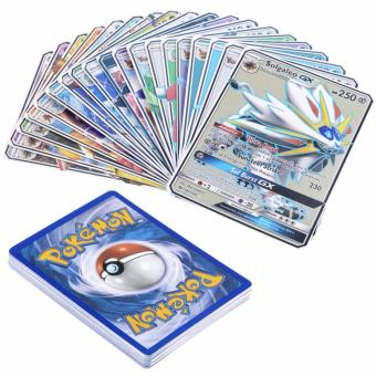 20 Pcs Pokemon EX Card Flash GX Cards Set - intl