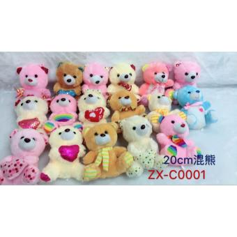 20CM Mini Little teddy bear Doll Lovers/Girls Gifts Birthday gift Price Philippines