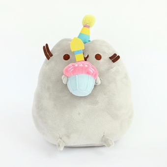 23cm Cute Pusheen Cat Plush Cookie & Icecream & Doughnut& Cake Plush Soft Stuffed Animals Toys - intl Price Philippines