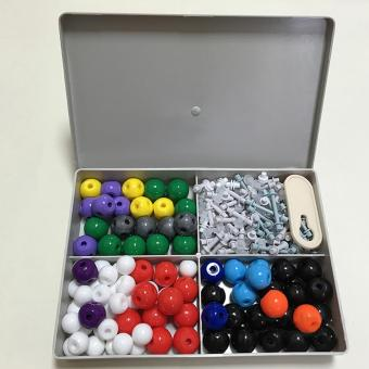 240pcs Molecular Structure Building Model Kit Labs Chemistry Set Science Educational Toys - intl - 2
