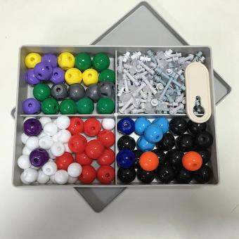 240pcs Molecular Structure Building Model Kit Labs Chemistry Set Science Educational Toys - intl - 3