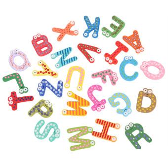 26 Letter Alphabet Wooden Educational Toy