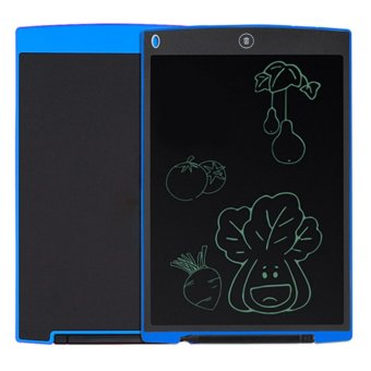 2Cool 8.5 inch Digital Flexible LCD Writing Pad Boogie board Electronic Drawing Graphics for Kids Gifts Painting Board Notepad with Stylus Memo - intl - 3