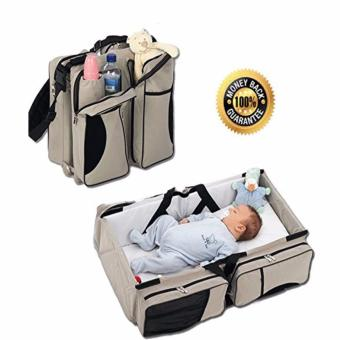 3 in 1 Portable Bassinet Diaper Bag Price Philippines