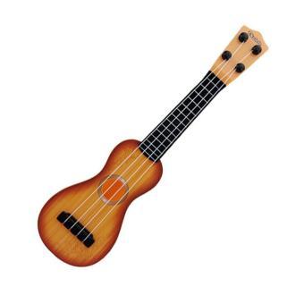 360DSC 4 String Mini Ukulele Guitar Kids Musical Instruments Educational Toy - Random Color