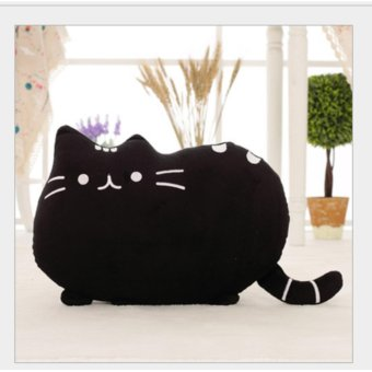 40*30cm Pusheen Cat Plush Toys Stuffed Animal Doll Animal PillowToy Pusheen Cat For Kid Kawaii Cute Cushion Brinquedos Gift - intl Price Philippines
