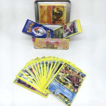 42Pcs/Box TCG Cards Pokemon Pocket Monster Figures EnglishGUARANTEED - intl Price Philippines