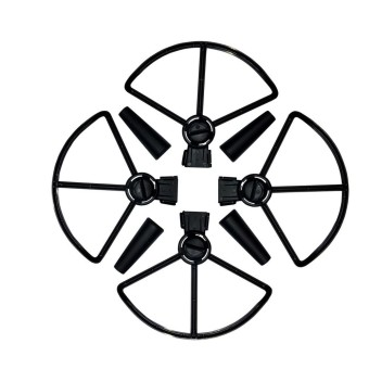4Pcs Propeller Guards+4Pcs Landing Gear Legs Protection kit for DJI SPARK Drone - intl