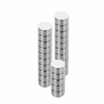 50 PCS N35 4mm x 2mm Neodymium Magnet for Speed Rubik's Cube - 3