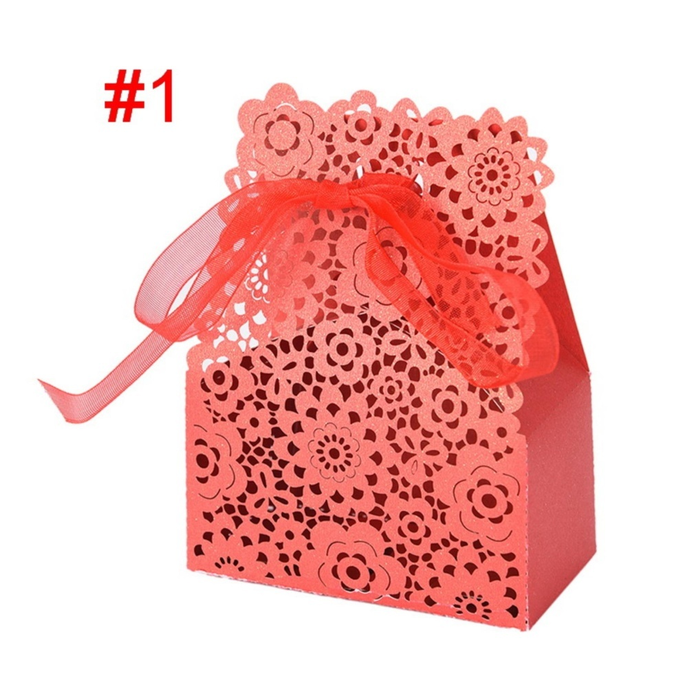 Philippines | 50pcs/lot Butterfly Candy Box Wedding Favors Gifts Box ...