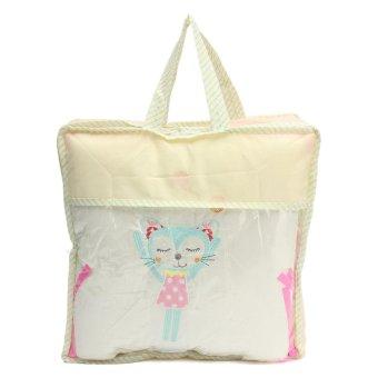 6PCS Popular Crib Bumper Protective Baby Nursery Bedding Comfy Infant Cot Pad - intl - 2