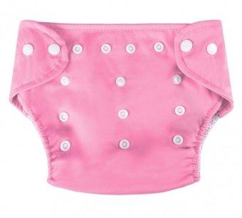 7 Color Adjustable Reusable Baby Cloth Diaper Nappy - 3