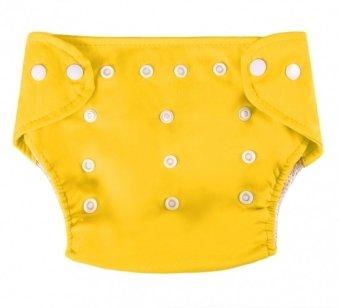 7 Color Adjustable Reusable Baby Cloth Diaper Nappy - 4