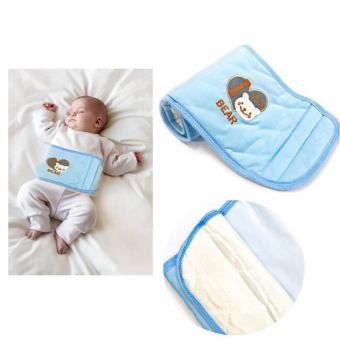 Adjustable Baby Warm Belly Band (Blue Bear) Price Philippines