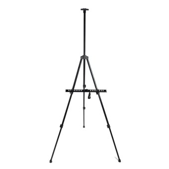 Adjustable Folding Telescopic Artist Art Field Studio PaintingTripod Display Easel Stand Mini Easel for Painting - intl