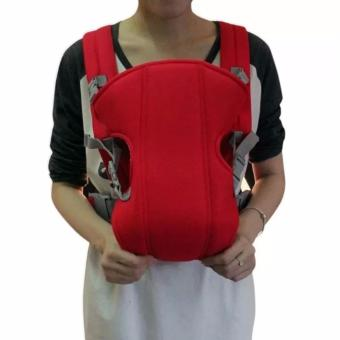 Adjustable Straps Baby Carriers model#108(Red)