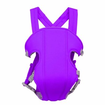 Adjustable Straps Baby Carriers model#108(Violet)