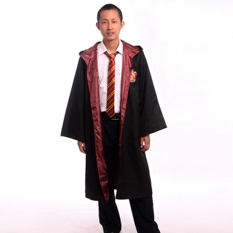 Adult Harry Potter Magic Robe Cloak Deluxe Robe Size-S (Gryffindor) Price Philippines