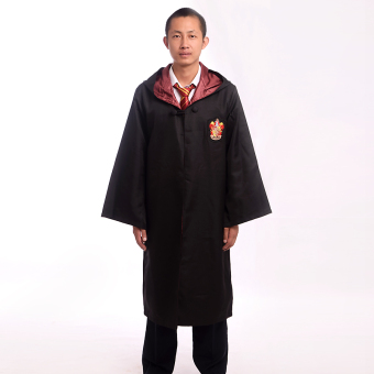 Adult Harry Potter Magic Robe Cloak Deluxe Robe Size-XL (Gryffindor) Price Philippines