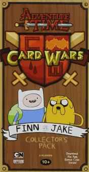 Adventure Time Card Wars Finn vs. Jake