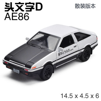 AE86 model alloy car model car models