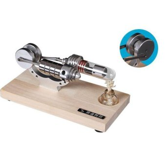 Air Stirling Engine Model Motor Power Electricity Generator Engine- intl