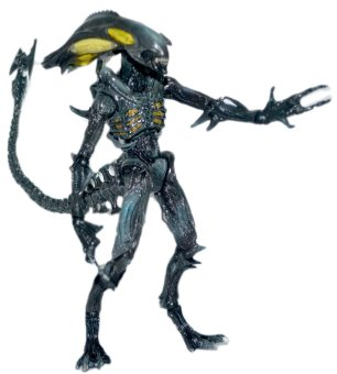 Aliens Colonial Marines No. 2 Spitter Play Arts Action Figure