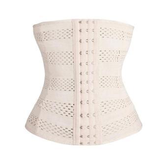 All In Postpartum Maternity Woman Thin Body Shaper Belt -Skin-XL(Size) - Intl - 2