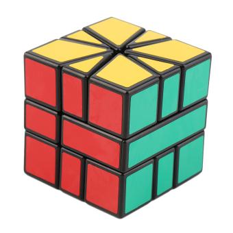 Allwin New Speed Super Square One SQ-1 Plastic Magic Cube Twist Puzzle