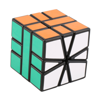 Allwin New Speed Super Square One SQ-1 Plastic Magic Cube Twist Puzzle - picture 2