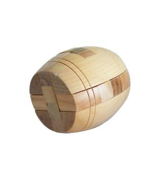 Amango Wooden Lock Puzzle toy