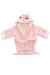 Animal Cartoon Bath Robes (Pink) - picture 2