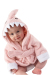 Animal Cartoon Bath Robes (Pink)